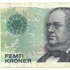 NORVEGIA 50 COROANE KOROANE KRONER 2000 [1] starea din imagine - bancnota europa