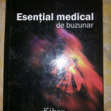 Esential medical de buzunar Francois Aubert