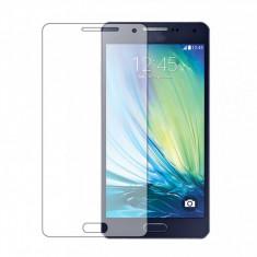 Folie Samsung Galaxy A5 A500 Transparenta - Folie de protectie Samsung, Lucioasa