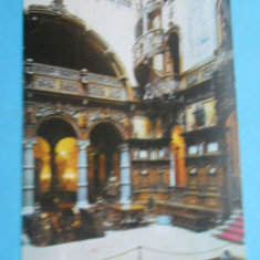 HOPCT14366 ROMANIA SINAIA -MUZEUL PELES -HOLUL DE ONOARE                            - [ CIRCULATA]