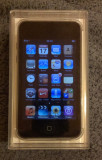 IPod Touch 8G model A1288, 2nd generation, 8 Gb, Negru