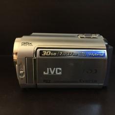 Camera Video JVC Evorio GZ-MG 330 HE, Hard Disk, 30-40x