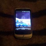 Htc wildfire - Telefon mobil HTC Wildfire, Gri, Neblocat