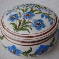 Frumoasa zaharnita din ceramica greceasca lucrata manual - Arta Ceramica