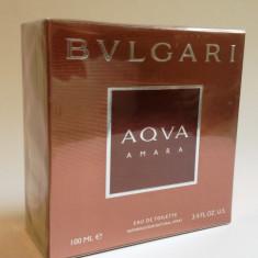 Bvlgari AQVA Amara Eau de Toilette-barbatesc, 100ml. - replica calitatea A ++ - Parfum barbati Bvlgari, Apa de toaleta