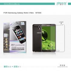 Folie Samsung Galaxy Note 3 Neo N7505 Mata by Nillkin