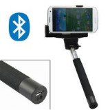 Prelungitor Wireless - Selfie cu Bluetooth - Selfie stick