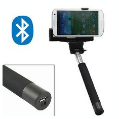 Prelungitor Wireless - Selfie cu Bluetooth - Selfie stick