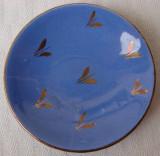 Farfurioara din ceramica suedeza marca Gefle