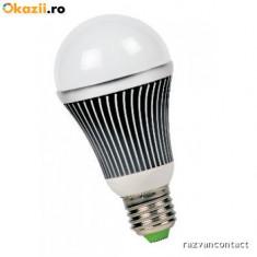 Bec cu LED 5W soclu E27, cod:10100099