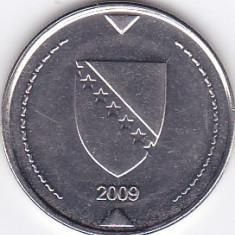 Moneda Bosnia - Hertegovina 1 Marka 2009 - KM#118 XF+, Europa