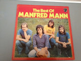 MANFRED MANN - THE BEST OF (1970/ PHILIPS REC/RFG) - DISC VINIL/PICK-UP/VINYL, universal records