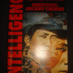 ROGER FALIGOT * REMI KAUFFER - SERVICIUL SECRET CHINEZ