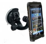 Cumpara ieftin Suport masina Nokia N8 + incarcator auto + folie protectie ecran + expediere gratuita
