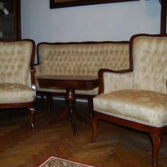 LICHIDARE DE STOC!Set Biedermeier - Set mobila living