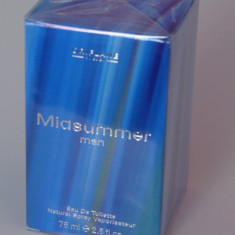Midsummer Man 75 ml - apa de toaletă pt barbati - produs NOU original ORIFLAME - Parfum barbati