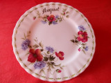 "FARFURIE ""AUGUST"" ROYAL ALBERT"""