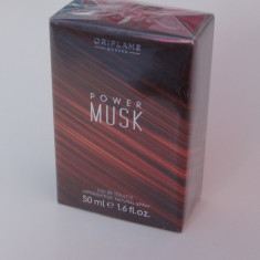 Power Musk 50 ml - apa de toaletă pentru barbati - produs NOU original ORIFLAME - Parfum barbati