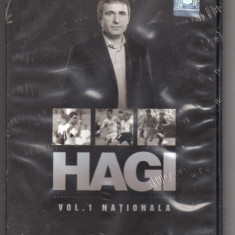 DVD HAGI VOL.1 NATIONALA, NOU SIGILAT - DVD fotbal
