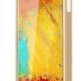 Bumper aluminiu auriu Samsung Galaxy Note 3 N9000
