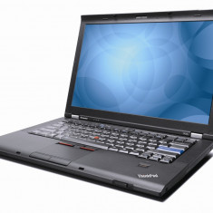 LAPTOP BUSSINES LENOVO T400 CORE2DUO P8600 2x2.40GHZ 2GB DDR3 160GB DVD-RW | DISPLAY 14.1 INCH | BATERIE MINIM 1 ORA | GARANTIE 12 LUNI - Laptop Lenovo, Intel Core 2 Duo