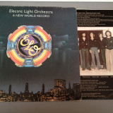 ELECTRIC LIGHT ORCHESTRA - A NEW WORLD RECORD (1976/JET REC/RFG)-VINIL/IMPECABIL