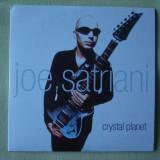 JOE SATRIANI - Crystal Planet - C D Original ca NOU