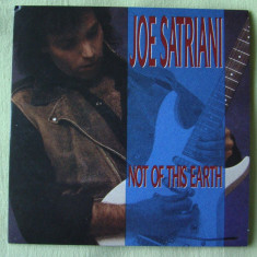 JOE SATRIANI - Not Of This Earth - C D Original ca NOU - Muzica Rock epic