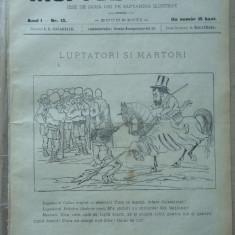 Moftul roman ; Director I. L. Caragiale , nr. 13 din 1893