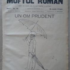 Moftul roman ; Director I. L. Caragiale , nr. 30 din 1893