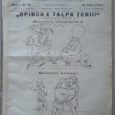 Moftul roman ; Director I. L. Caragiale , nr. 26 din 1893