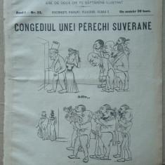 Moftul roman ; Director I. L. Caragiale , nr. 33 din 1893