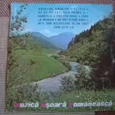 Muzica usoara romaneasca disc 10