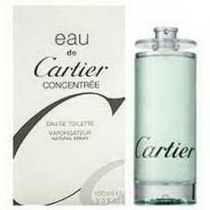 Cartier Eau De Cartier Concentree EDT 200 ml - Parfum barbati Cartier, Apa de toaleta