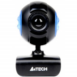 Camera Web, Webcam A4Tech USB 16 MP 640x480 reglabila, neagra