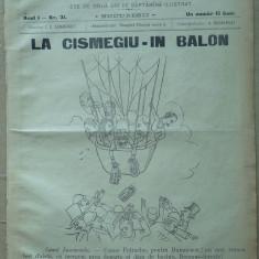 Moftul roman ; Director I. L. Caragiale , nr. 31 din 1893