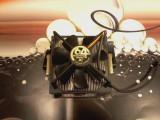 Arctic Cooling Silencer 64 Ultra TC, Pentru procesoare