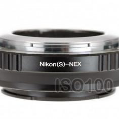 Adaptor Sony - Contax RF - Adaptor aparat foto