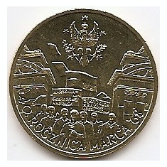 Polonia 2 Zloti 2008 (comemorativa: 40 March of 1968 ) KM-629 UNC !!!, Europa