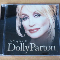 Dolly Parton - The Very Best Of Dolly Parton CD - Muzica Country sony music