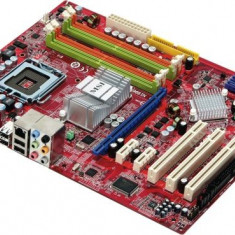 Placa de baza MSI P43 Neo ATX LGA775, DDR2, PCI Express x16 2.0, Pentru INTEL