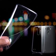 Husa LG G3 TPU Ultra Thin 0.3mm Transparenta - Husa Telefon LG, Gel TPU, Fara snur, Carcasa