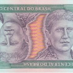 Bancnota Brazilia 200 Cruzeiros (1984) - P199b UNC - bancnota america