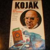 Soir de Terreur . Telly Savalas .Kojak - 1975 - in franceza, Alta editura