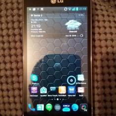 Vand LG Optimus L9 - Telefon mobil LG Optimus L9, Negru, Neblocat