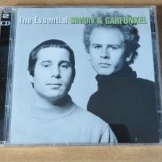 Simon and Garfunkel - The Essential Simon and Garfunkel (2CD) - Muzica Rock sony music