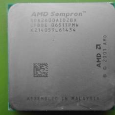 Procesor AMD Sempron 64 2600+ Palermo 1.6GHz 128K socket 754 - Procesor PC AMD, Numar nuclee: 1, 1.0GHz - 1.9GHz