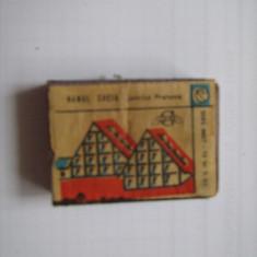 Cutie de chibrituri anii 70 - Tabachera veche