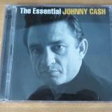Johnny Cash - The Essential Johnny Cash (2CD) - Muzica Country sony music