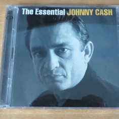 Johnny Cash - The Essential Johnny Cash (2CD) - Muzica Country sony music